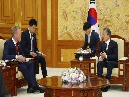 """Republic of Korea-U.S. alliance is the most important priority in pur... 대표 이미지"